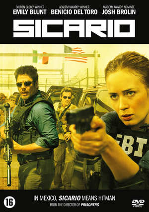 Sicario (2015) [BRrip 720p] [Latino] [Thriller]