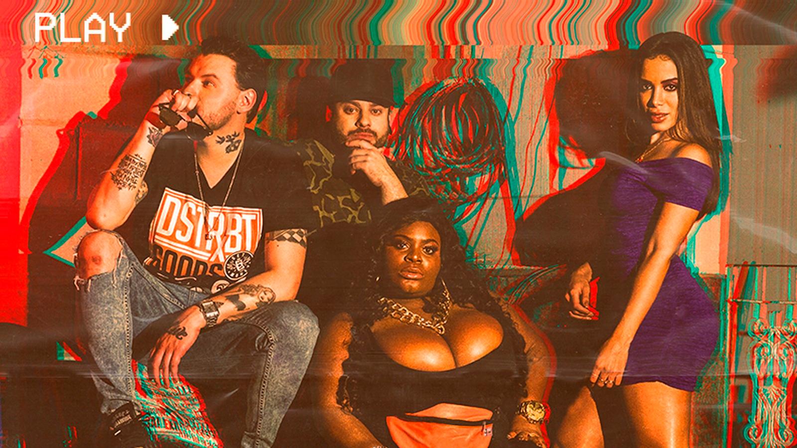 Novo single do duo brasileiro bate na trave dos 150BPM, tendência do funk carioca. É uma mão no joelho e outra na consciência.