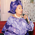 Vote For My Husband, Atiku's Wife Begs Kwara Women
