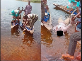 OMG! Two Brothers Drown In Osun River On New Year's Eve