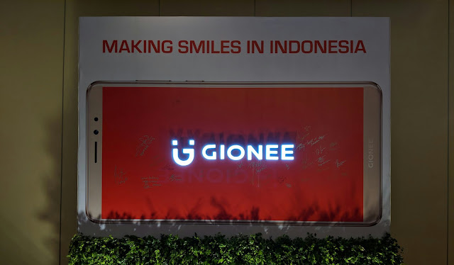 Alamat Lokasi Service Center Gionee di Indonesia