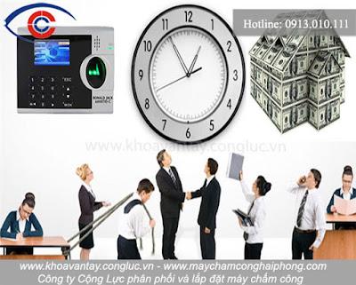 Giải pháp tối ưu cho doanh nghiệp trong quá trình quản lý.