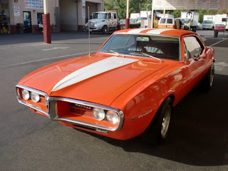 FOR SALE 1967 Pontiac Firebird Trans Am 2 Door, Photos, Review, Specs