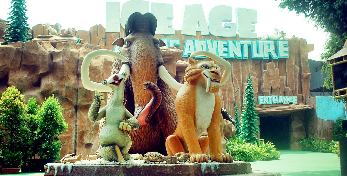 Ice Age Arctic Adventure