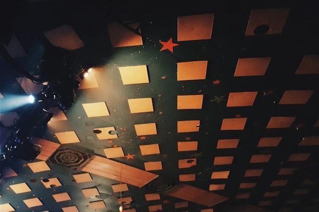 barrowland ballroom ceiling
