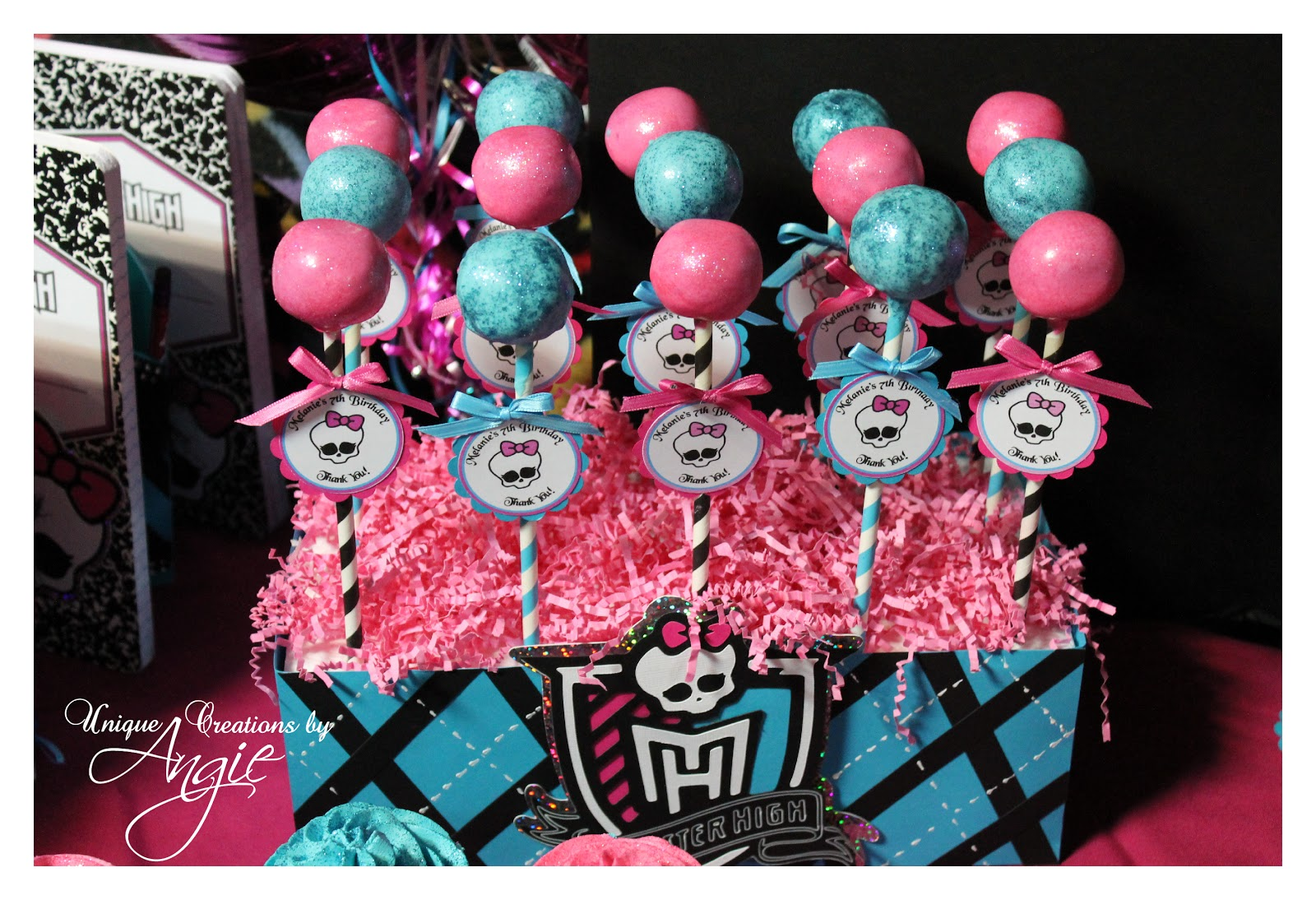 Scrappin Memories Monster High