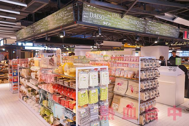 DSC04082 - 台中第六市場試營運現場直擊│全台第一個開在百貨公司的傳統菜市場將於9/21正式開幕