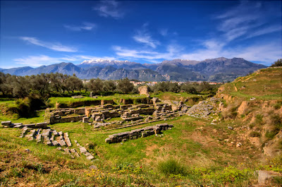 Restoration work to begin at ancient theatre of Sparta