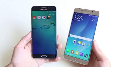 Dấu hiệu điện thoại Samsung cần thay kính