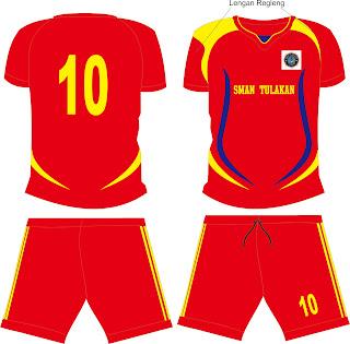 Roni Blog For Tulakan Desain Kostum Team Sepak Bola Sma N Tulakan