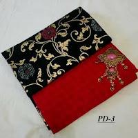 Jual Batik Prada halus murah pekalongan