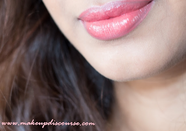 Lotus Pure Colours Lipstick in Carnation: Review, Photos, Swatches