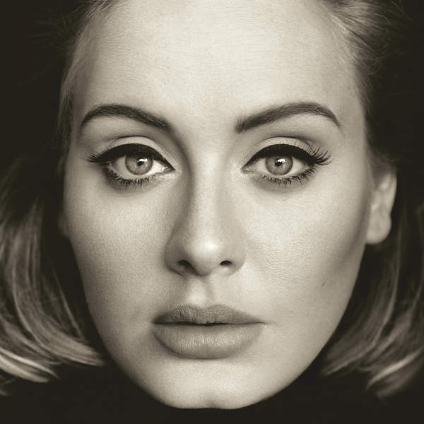 Adele - Send My Love (To Your New Lover) - Single Cover