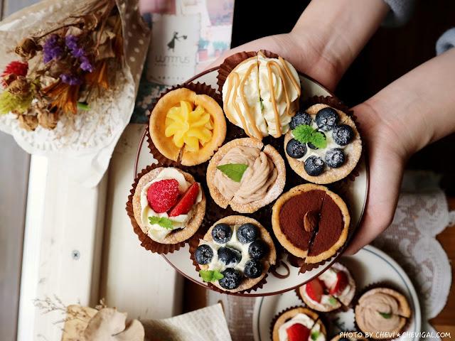 IMG 0484 - 熱血採訪│雅蜜斯牛軋堂,藏身巷弄間的甜點秘密基地,牛軋糖牛軋餅是經典招牌