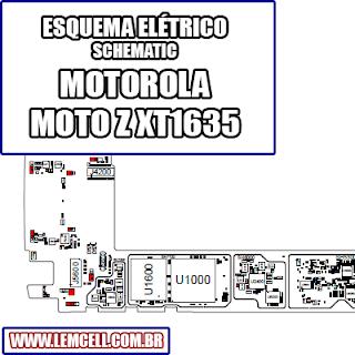 Esquema Elétrico Smartphone Motorola Moto Z XT1635 Manual de Serviço   Service Manual schematic Diagram Cell Phone Smartphone Celular Motorola Moto Z XT1635      Esquematico Smartphone Celular Motorola Moto Z XT1635