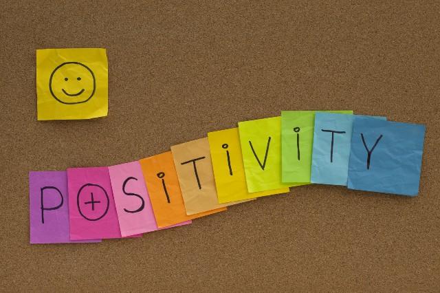 أكثر إيجابية