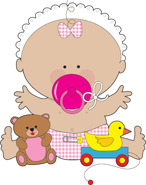 Cute Baby Vector Of Foreign Free Vector