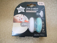 baby show gift Tommee Tippee breast like soothers