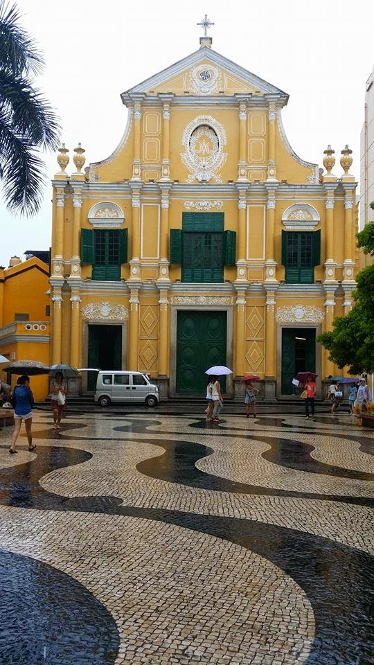 St. Dominic Church Macau
