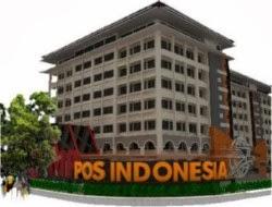 pt pos indonesia 2013