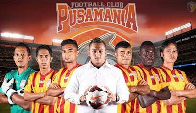 SEJARAH BORNEO FC    Nabil Husein Said Amin yang sebelumnya merupakan ketua koordinator wilayah Pusamania di Malaysia (Pusamalaya) menjadi orang penting dibalik terbentuknya Pusamania Borneo FC.  Pemuda berusia 20 tahun itu bersama PT Nahusam Pratama Indonesia sebagai tubuh aturan PBFC, bertekad ingin membawa kembali kejayaan sepak bola Samarinda di kancah nasional. Tanggal 7 Maret 2014 disepakati sebagai tanggal bulan dan tahun resmi berdirinya Pusamania Borneo FC.  Ide membentuk klub profesional yang dilakukan kelompok suporter Pusamania ini dilandasi perilaku tak puas mereka terhadap klub sebelumnya yang tak kunjung mempunyai prestasi. Sehingga muncul, wacana mengelola klub yang lebih transparan, profesional dan merakyat.  Selain itu, perubahan nama klub Persisam Putra yang sebelumnya pendanaannya bertumpu terhadap APBD kota Samarinda dan berubah nama menjadi Putra Samarindasehingga statusnya dimiliki perseorangan, menjadi salah satu yang ditentang kelompok suporter terbesar di Kalimantan ini.  Tambahan nama Borneo sendiri muncul ketika mereka berlaga di Divisi Utama Liga Indonesia 2014 sehabis mengakuisisi salah satu klub berlisensi profesional di Pulau Madura, yakni Perseba Super.  Nama Borneo dipilih karena, jajaran direksi PBFC ingin klub ini tak hanya bisa mengharumkan nama kota Samarinda, melainkan juga mengangkat nama Pulau Borneo di kancah sepak bola nasional dan internasional.  Tahun 2014 menjadi titik permulaan PBFC berlaga di kompetisi sepak bola Indonesia. Mengusung sasaran lolos ke kompetisi kasta tertinggi Indonesia, formasi pemain ternama didatangkan ke Samarinda. Tak lupa, potensi lokal Benua Etam juga dilibatkan dalam skuad klub yang dijuluki Pesut Etam.  Stadion Segiri Samarinda yang selam