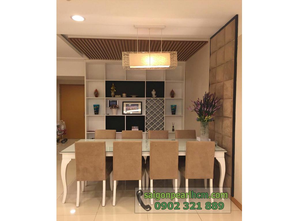 Căn hộ Saigon Pearl 3PN cho thuê tại block Sapphire 2 - hình 10