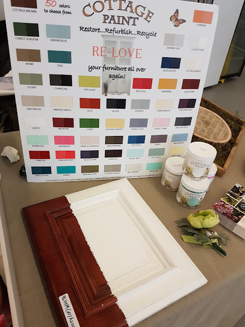 redo your kitchen cabinets with Cottage Paint at The Camellia, thunder Bay