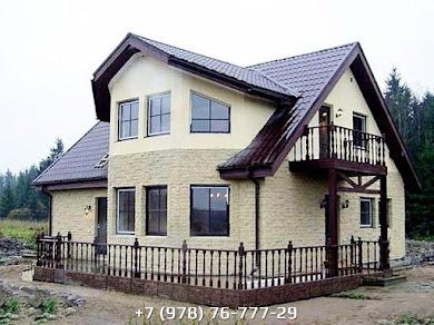 Строительство домов из ЛСТК