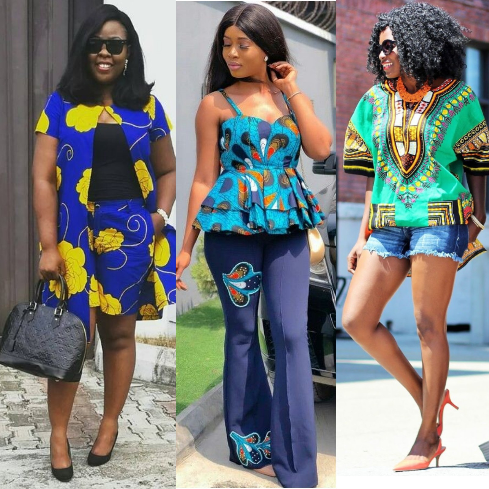 New African Print Styles For Vacation