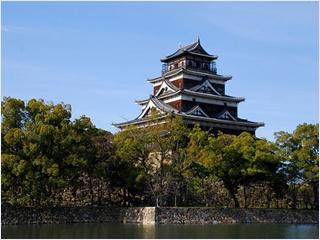 ปราสาทฮิโรชิม่า (Hiroshima Castle)