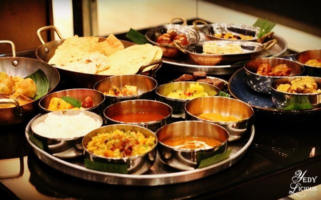 Indian Food Festival Buffet at The Cafe, HYATT City of Dreams Manila, Road to Gurgaon Indian Food Fest at HYATT Manila Buffet Rate Blog Review Reservation Menu Website Facebook Instagram Twitter YedyLicious Manila Food Blog