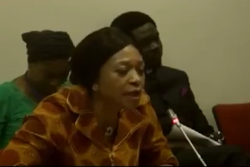 Video: Watch how ambassadorial nominees failed to recite National Anthem & Pledge properly
