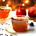 Pha nước táo quế ấm nóng cho ngày mưa lạnh