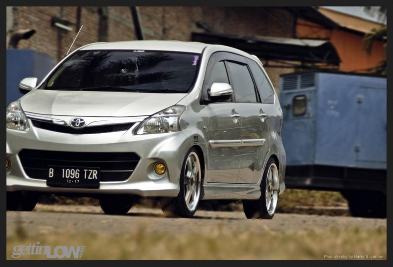 100 Gambar Modifikasi Toyota Avanza Terbaru 2017