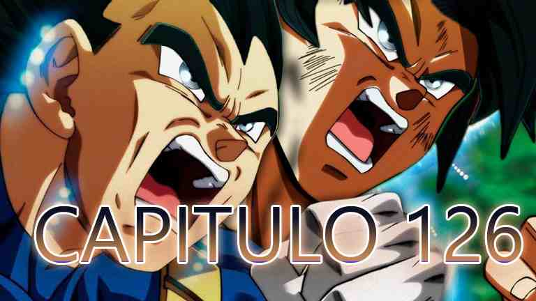 Dragon Ball Super Capitulo 126