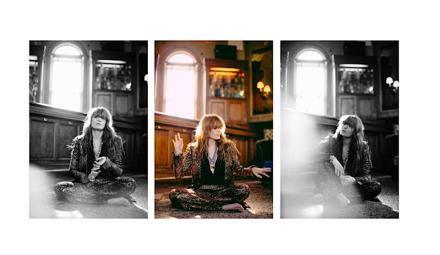 Green pear Diaries, fotografía, retrato, Eric Ryan Anderson, Florence Welch
