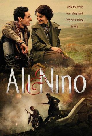 Ali and Nino [2016] [DVDR] [NTSC] [Subtitulado]