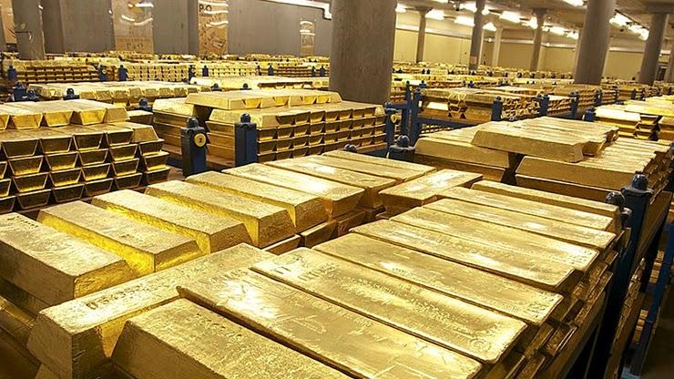 Банк Англии отказал Мадуро в возврате золота