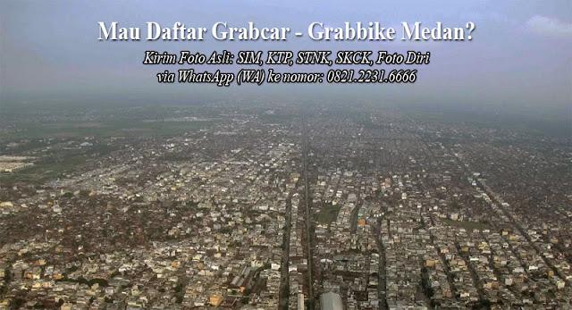 Daftar Grabcar Grabbike Medan
