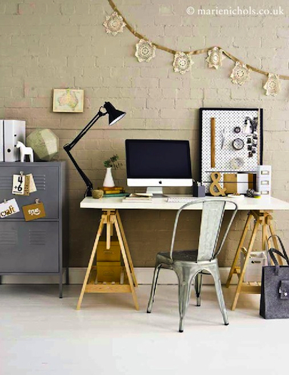 Functional And Pretty Home Offices
