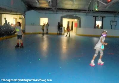 Doc's Rollerskating Rink in Middletown Pennsylvania