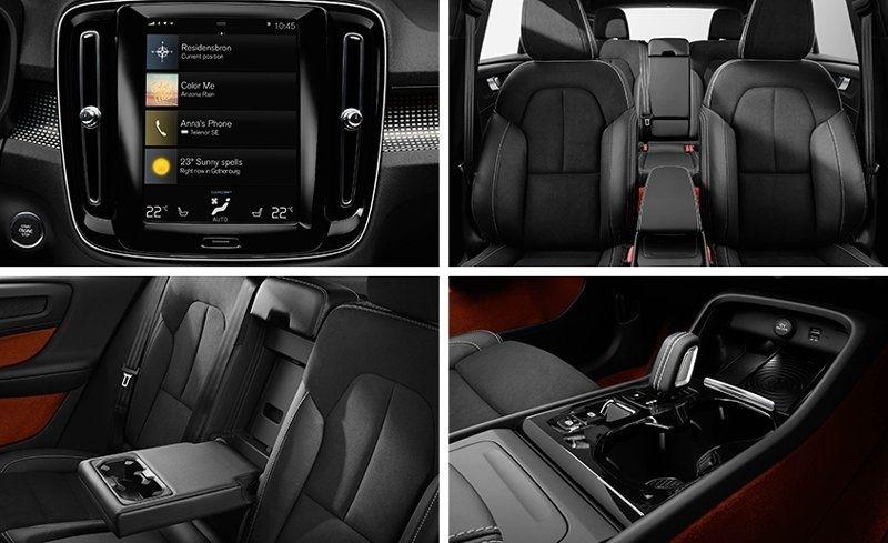Review 2018 Volvo XC40