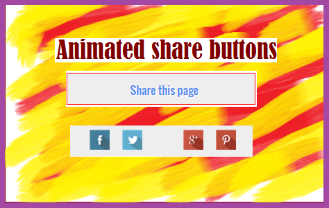 Add A CSS Animated Share Button on Blogger,Add A CSS ,Animated ,Share Button, on Blogger ,css animated menu,css animated pie chart,css animated icons,css animated gif background,css animated button generator,sharing button,blogger share widget,facebook share button for blogger,post to blogger button,share buttons html,free share buttons,social share buttons,custom share buttons blogger,How to Add a Facebook Share Button to Blogger Posts,Share Blog Posts in Social Media,Adding Tools to Blogger ,AddThis Share Buttons,Get Share Buttons,Get sharing buttons for Blogger ,