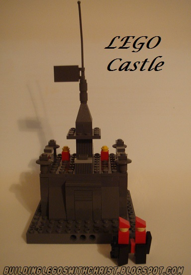 LEGO Castle Creation, Using LEGO bricks to learn about Germany