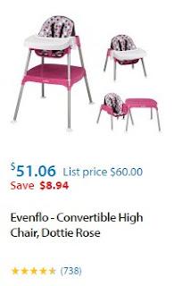 Walmart Baby High Chair The Best List 2