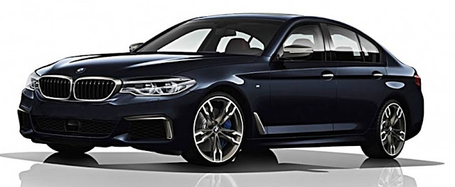 2018 BMW M550i xDrive Spec, Design, Performance, Price and Release Date