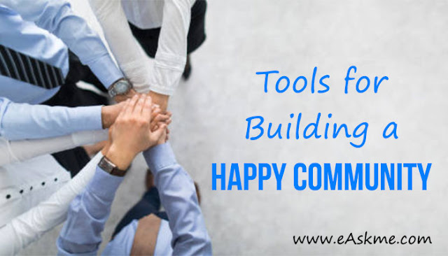 7 Tools for Building a Happy Community: eAskme