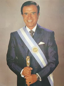 Carlos Menem - Presidentes de la República Argentina - Presidentes Argentinos