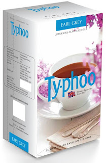 Revive the trend of British Afternoon Tea with Typhoo's classic Earl Grey