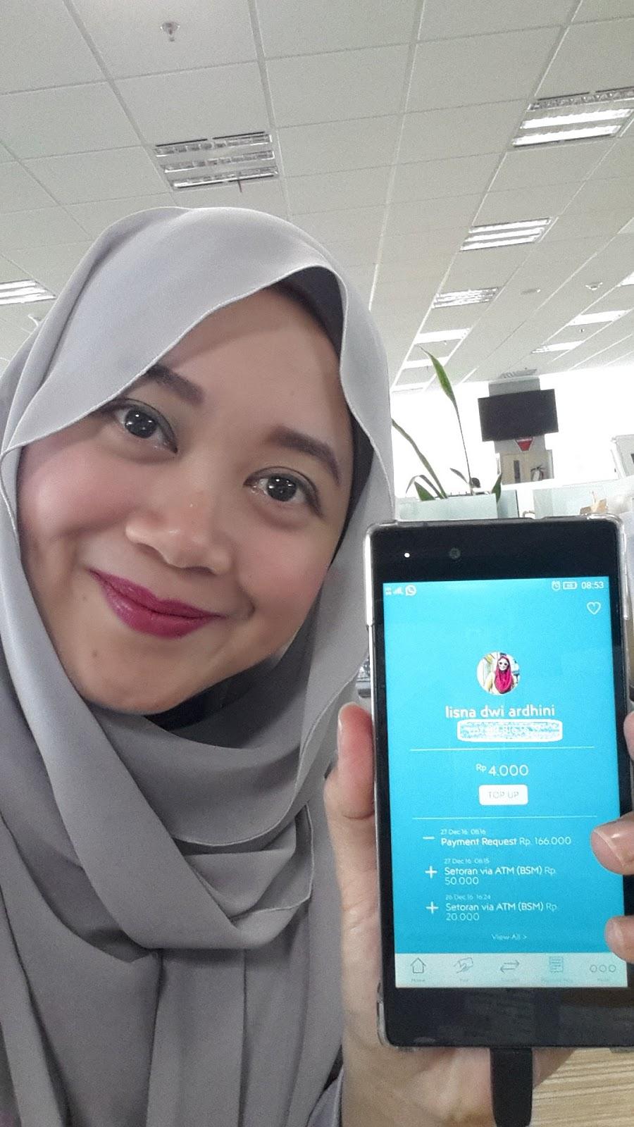 Pengalaman Membayar Online Shop Di Instagram Dengan Uangku